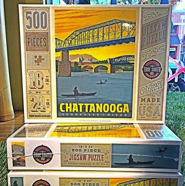 Chattanooga Puzzle by True South