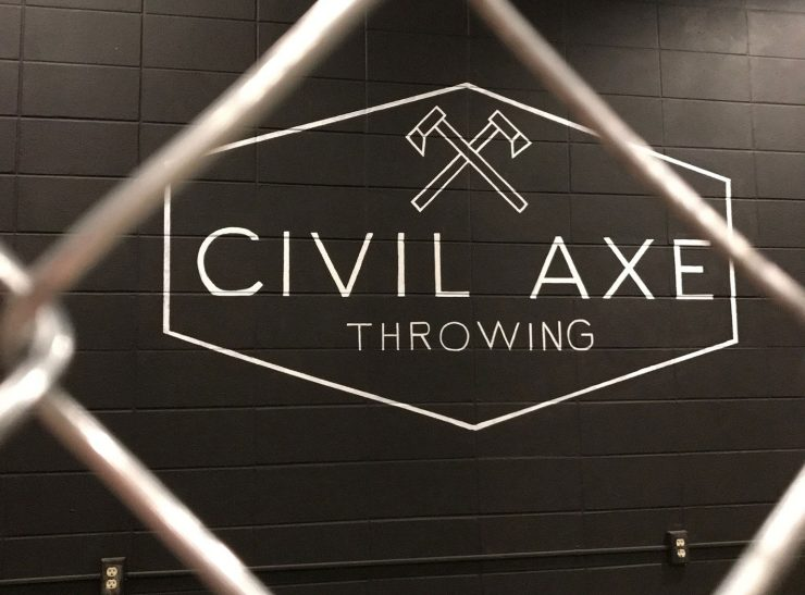Civil Axe Throwing Chattanooga (logo)