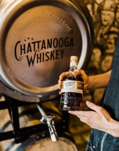 Fill Your Own Bottle Event at Chattanooga Whiskey