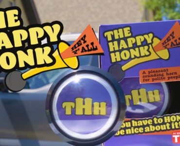Happy Honk Car Horn for Southerners