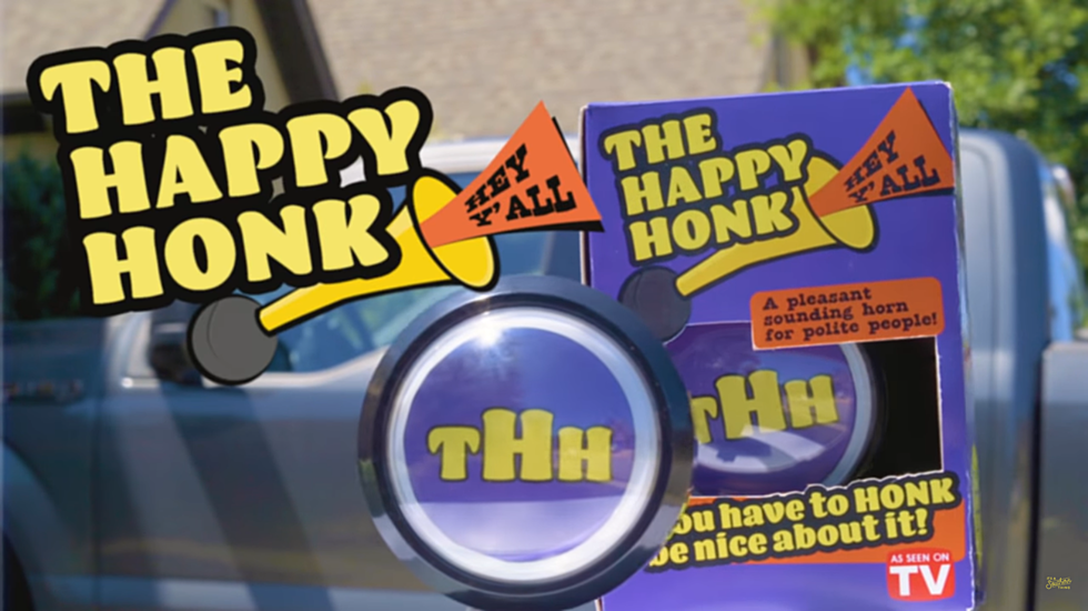 """Car Express Chattanooga >> """"Happy Honk"""": The Perfectly Polite Car Horn for Southerners — Chattanooga Love"""