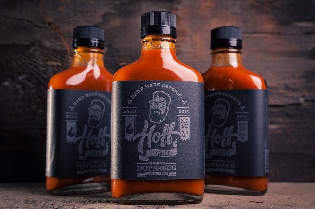 Hoff & Pepper Hot Sauce