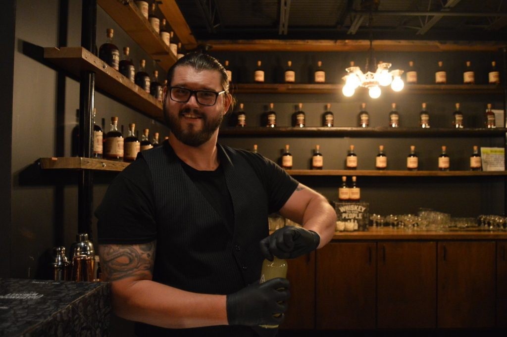London Calling Chattanooga Whiskey Takeover - Prohibition Party