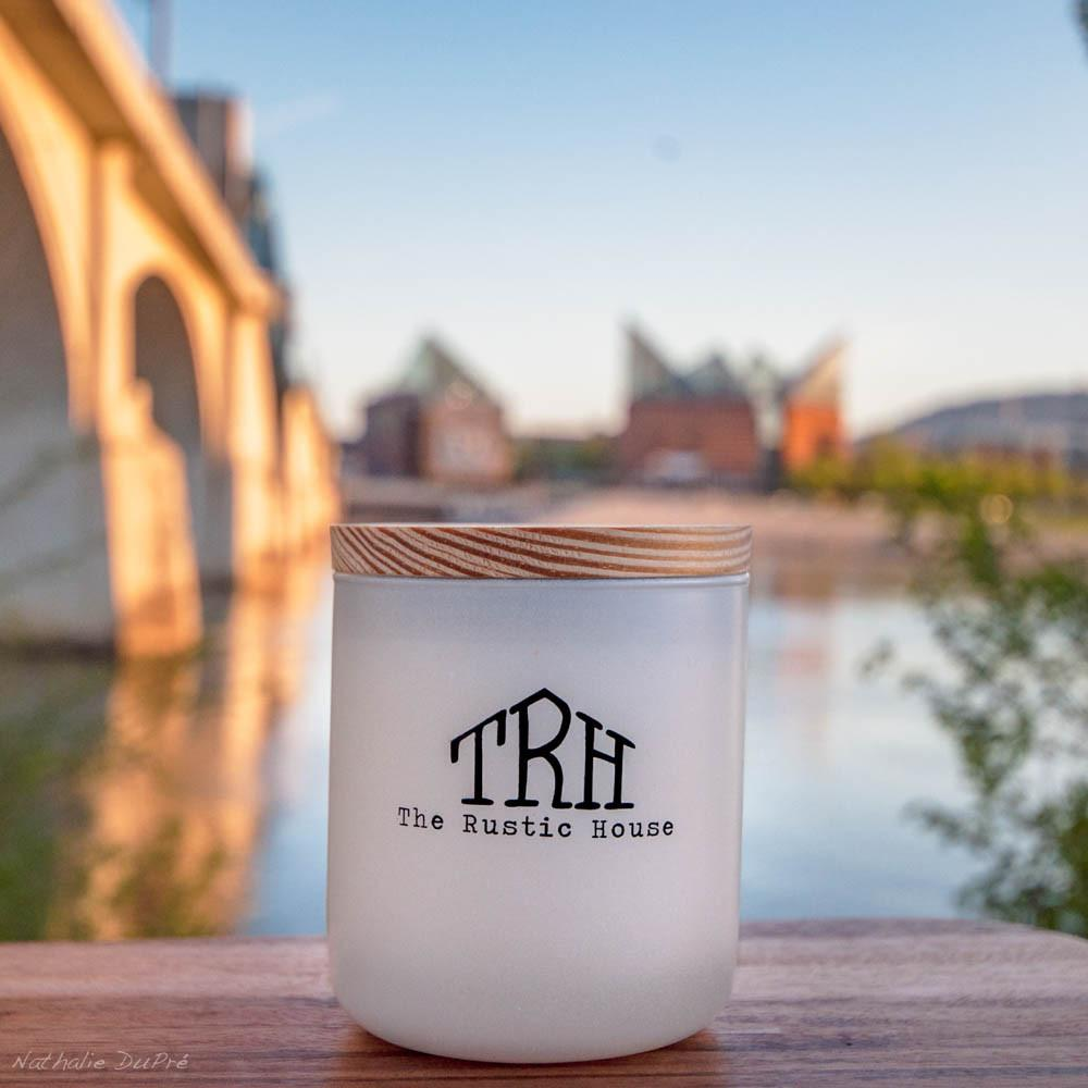 Scenic City Candle by The Rustic House Chattanooga