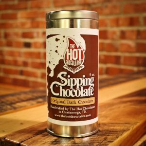 Sipping Chocolate at The Hot Chocolatier - Perfect Chattanooga Themed Gift